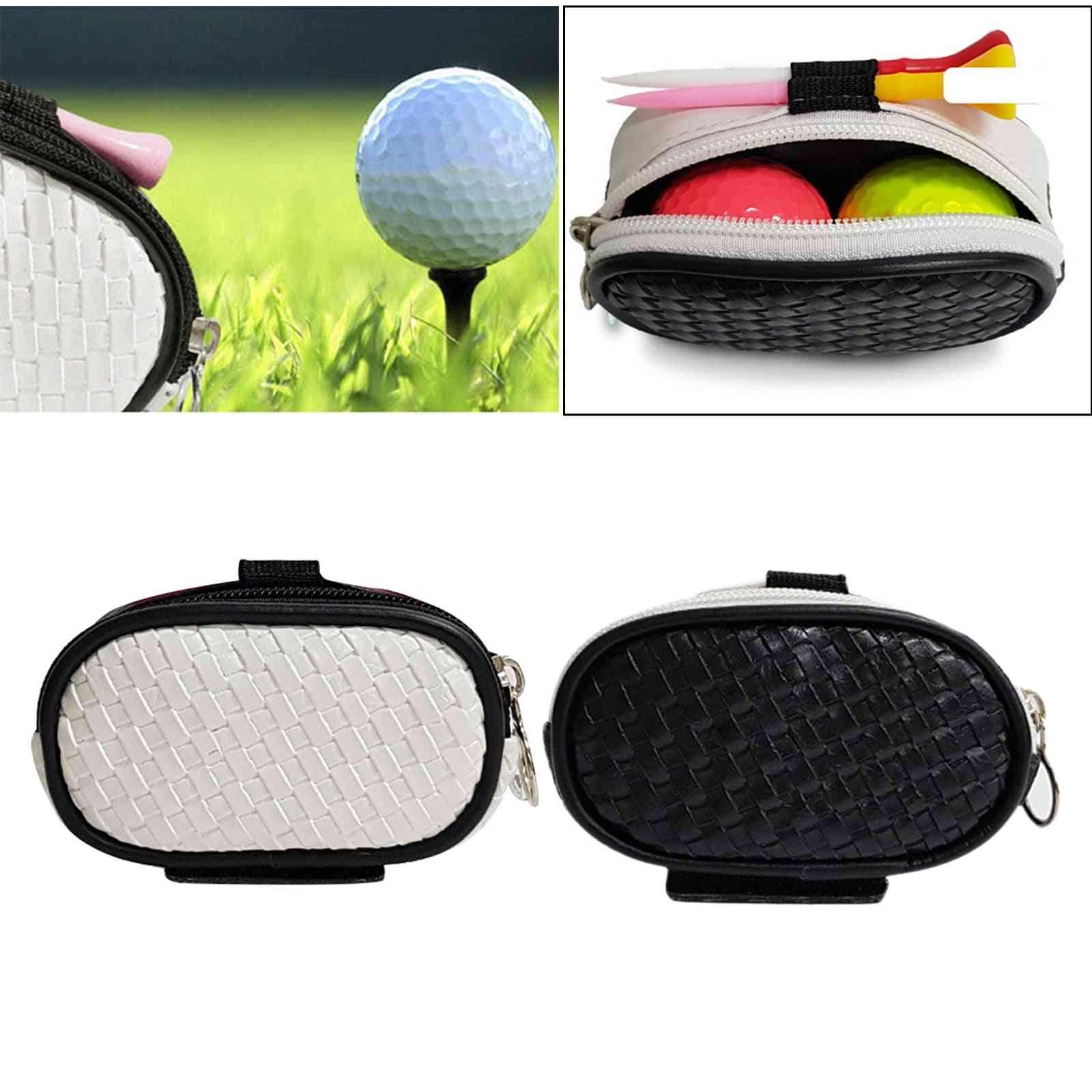 Golf Ball Pouch / Ball Bag