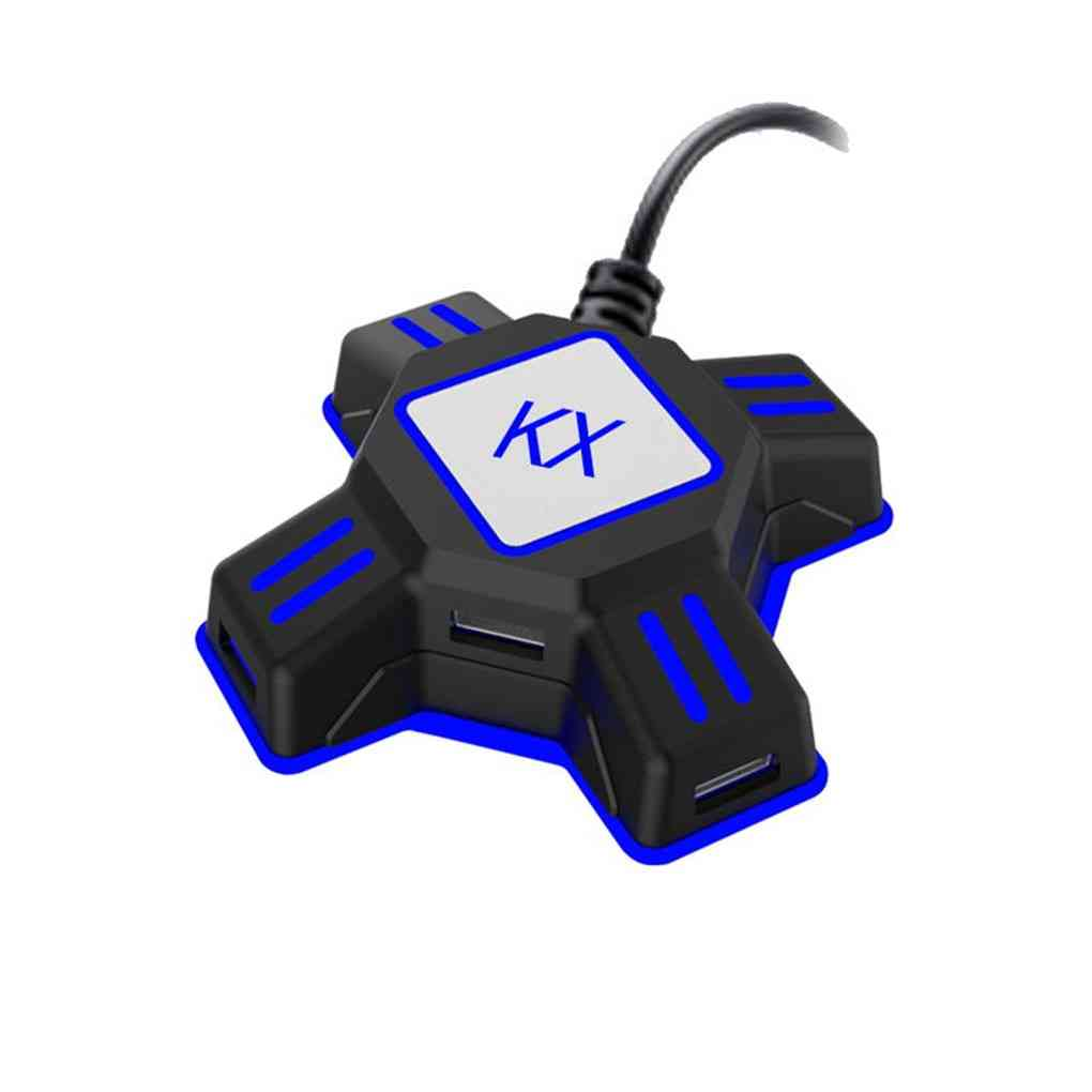 Video Game Keyboard Mouse Converter Switch