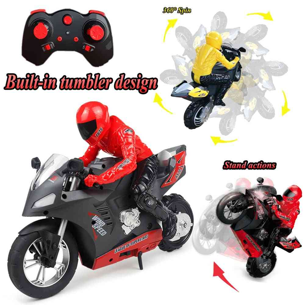 Remote Control Motorcycle Radio Electronic Cars