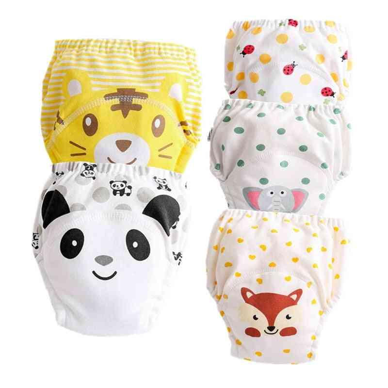 Baby Pants Underwear Baby Diapers Nappy Panties Waterproof