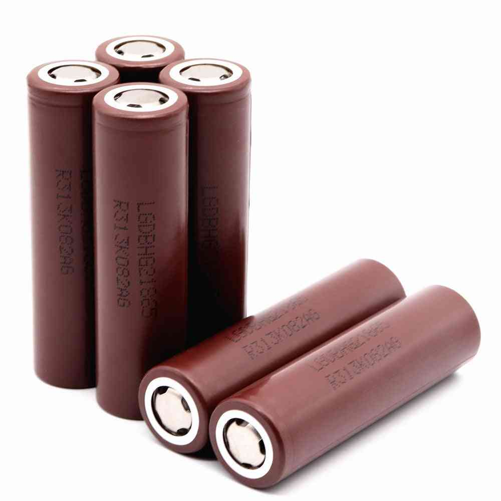 Power Rechargeable Battery For Battery Pack