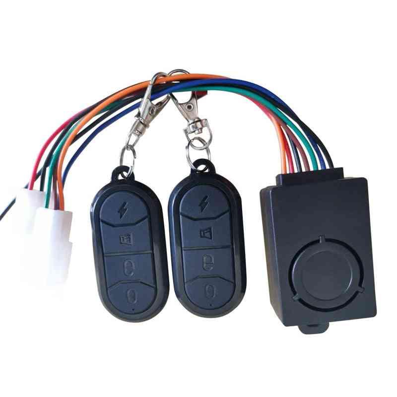 E-bike Alarm System