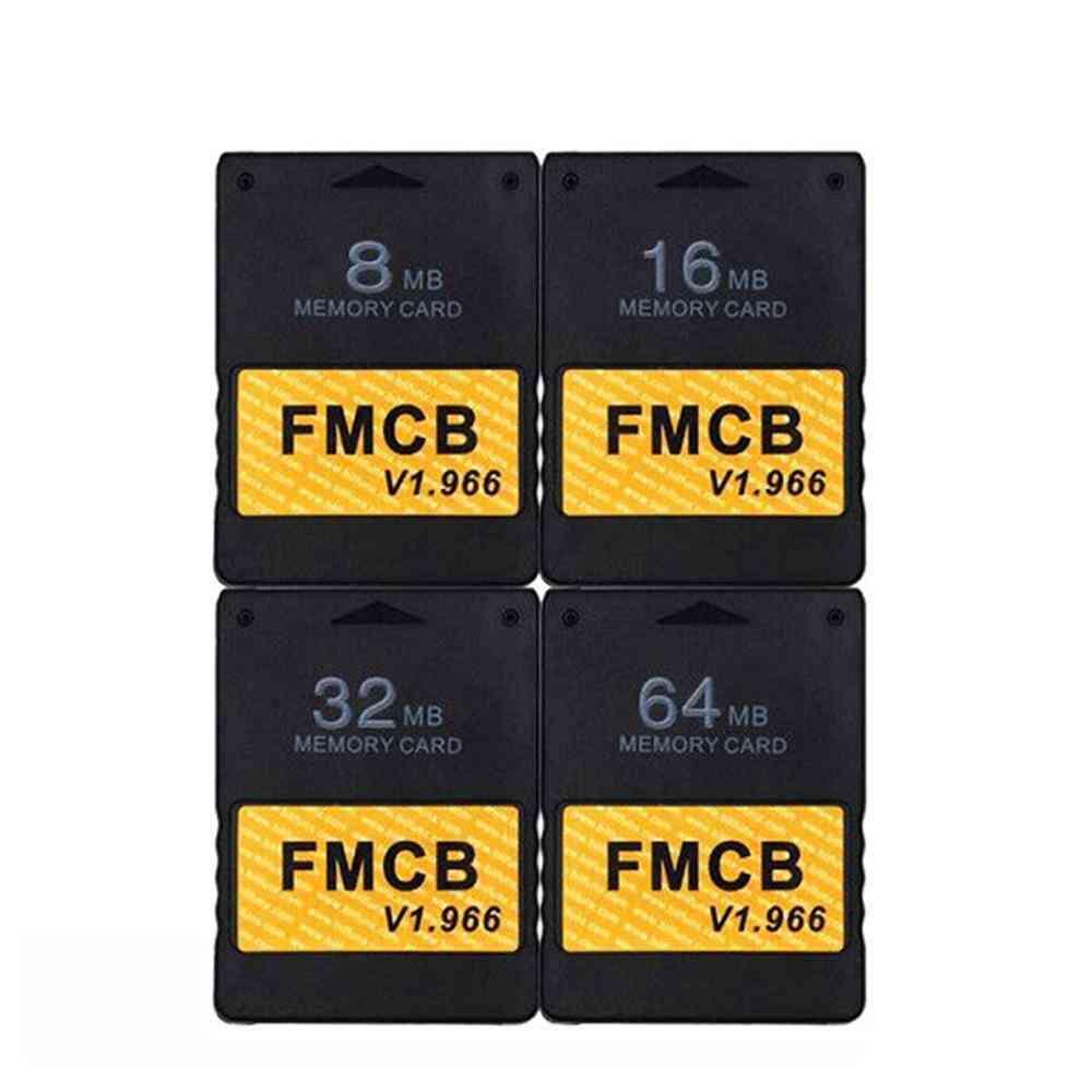 Bitfunx Free Mcboot V1.966 8mb/16mb/32mb/64mb Memory Card