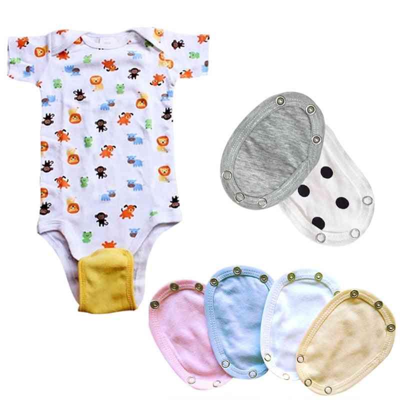 Baby Romper Partner Utility Bodysuit Diaper Jumpsuit Extend Film