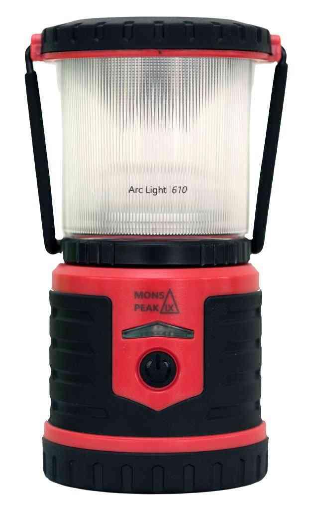 Mons Peak Ix Arclight 610 Rechargeable Led Lantern