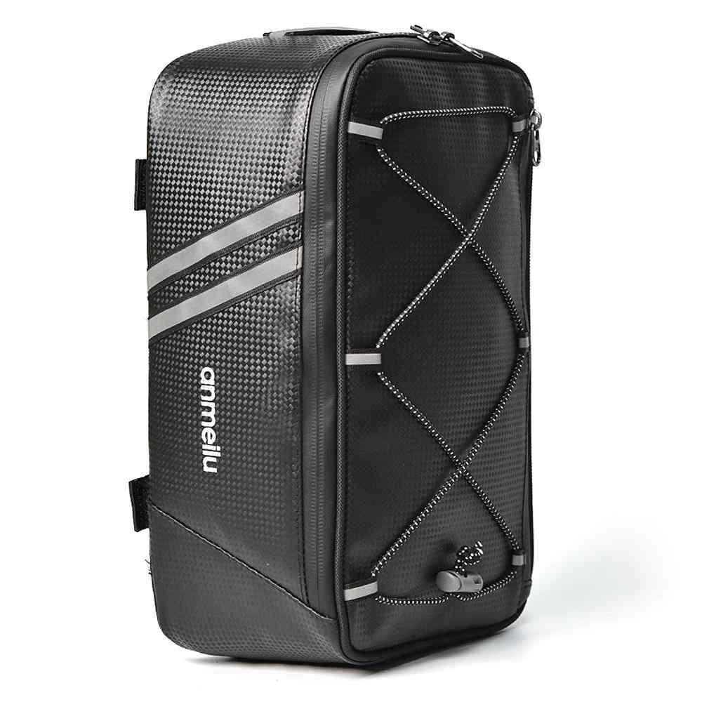 Bicycle 5l Carrier Bag Biking Mini Luggage Handbag Bike Rear Bag Sp