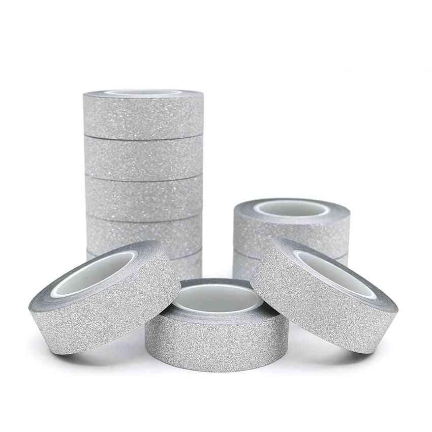 Creative Silver Color Tape