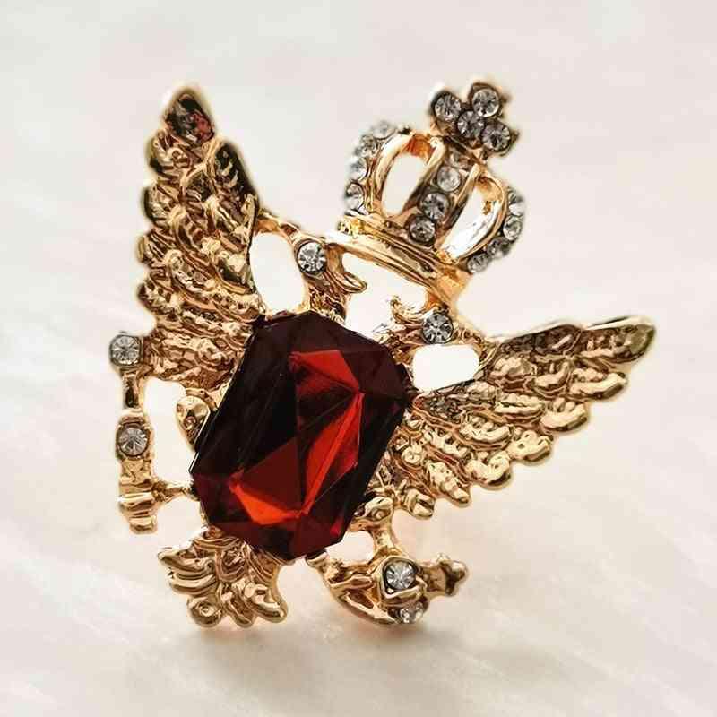 Hoop Crystal Rhinestone Fixed Metal Shirt Necktie Clips Jewelry For Men