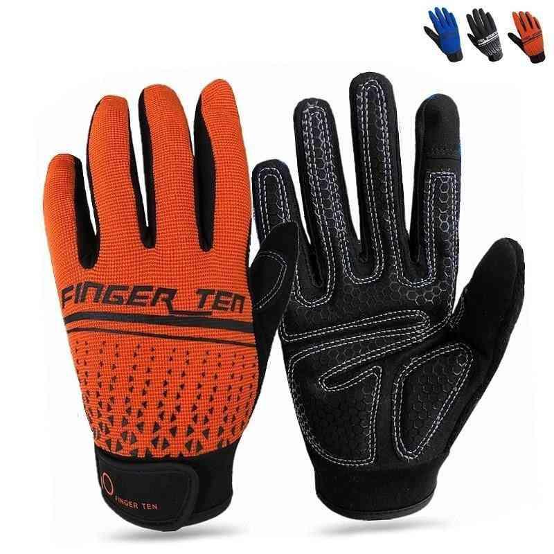 Upgrade Touchscreen Extra Grip Workout Gloves