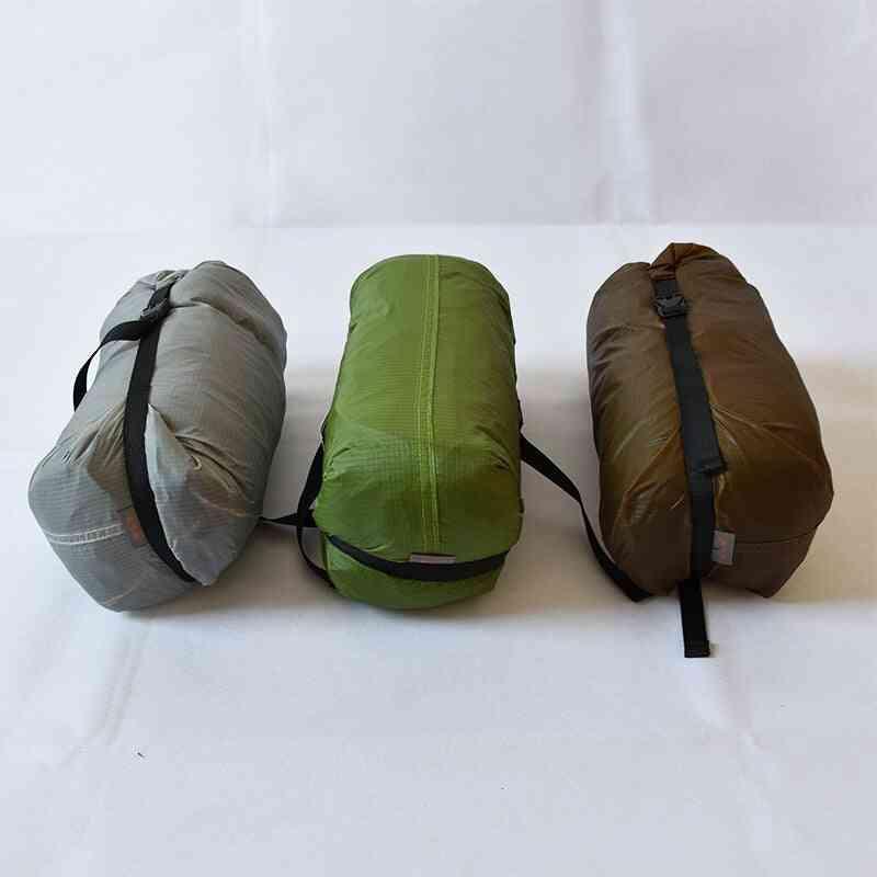 High Quailty Stuff Sack Compression Bag Two Side Silnylon.