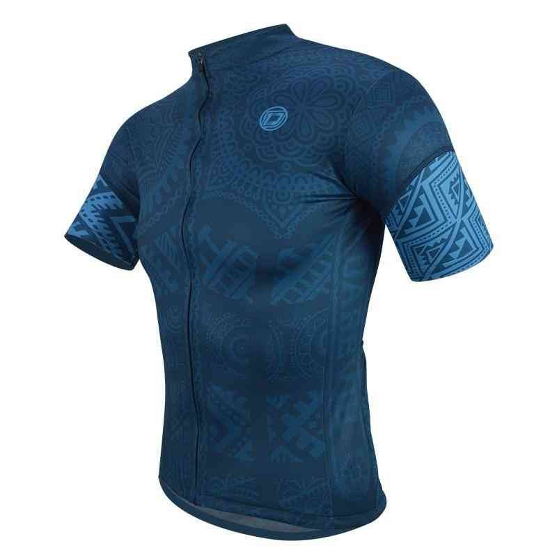 Darevie Cycling Jersey Breathable Cool Cycling Jersey Short Sleeve.