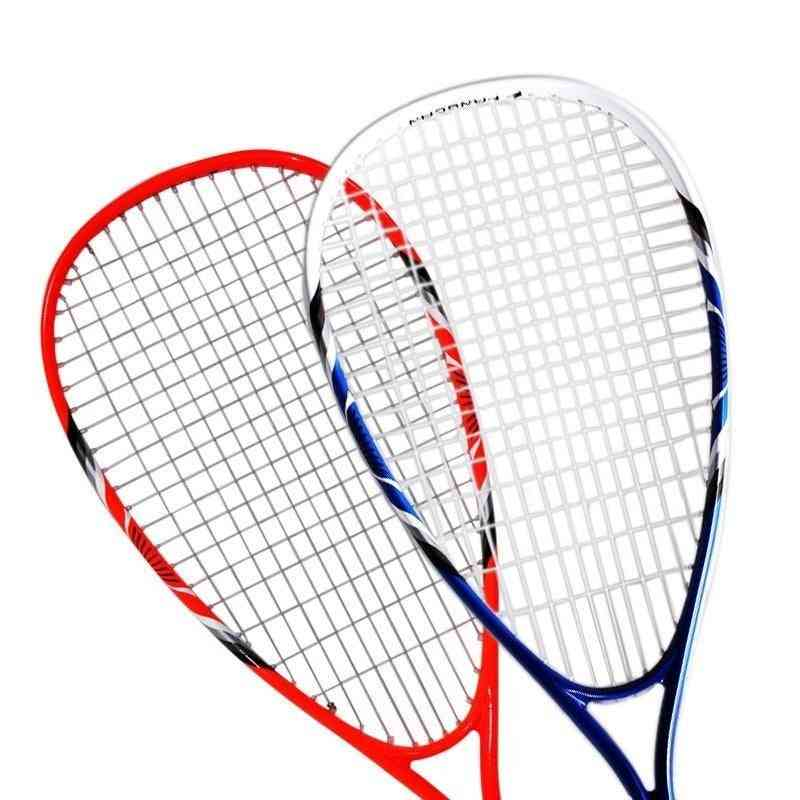 Carbon Composite All-in-one Squash Racket 1 Piece .