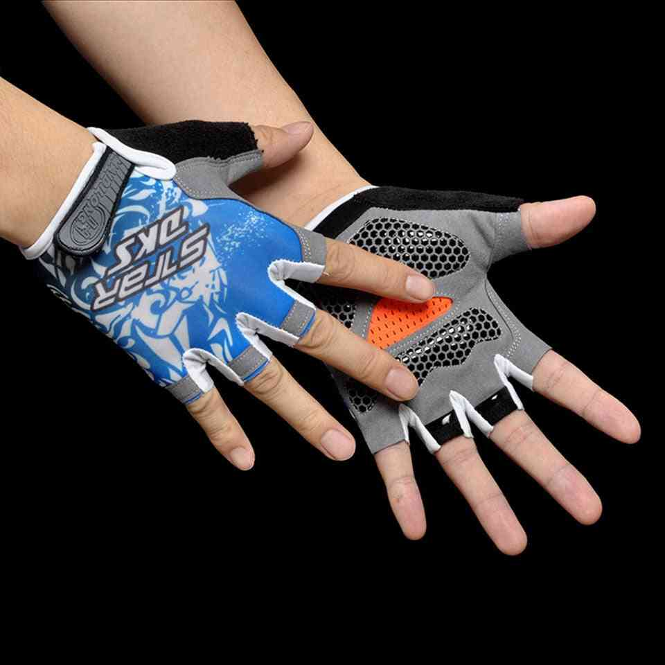 Professional Gym Fitness Power Weight Lifting Gloves