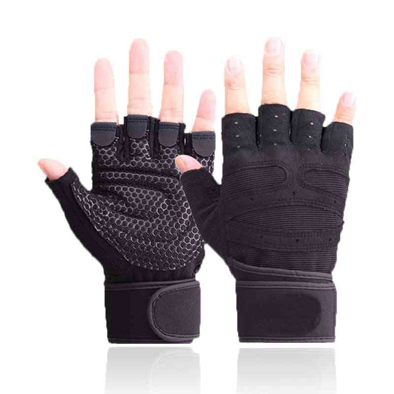 Weight Lifting  Fitness Gloves For Men And Women
