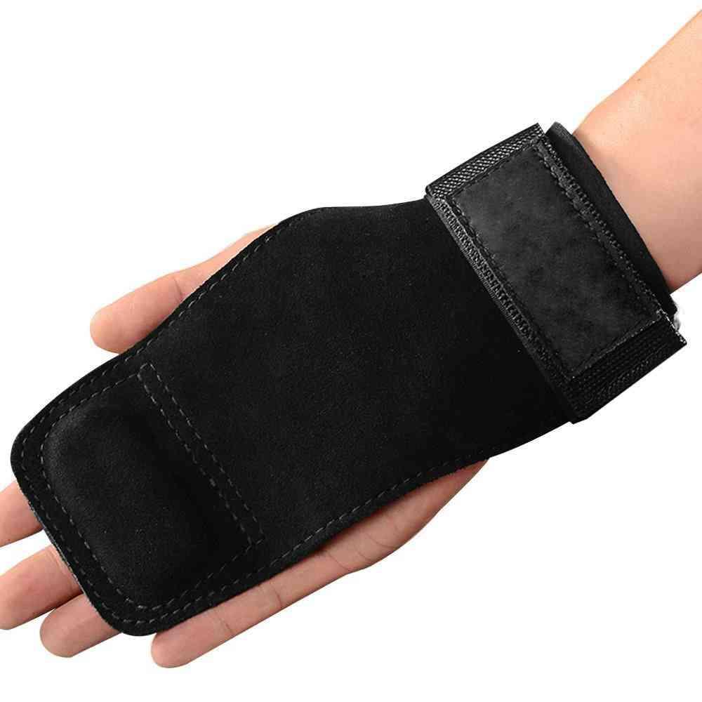 Gym Fitness Hand Grips Gymnastics Gloves