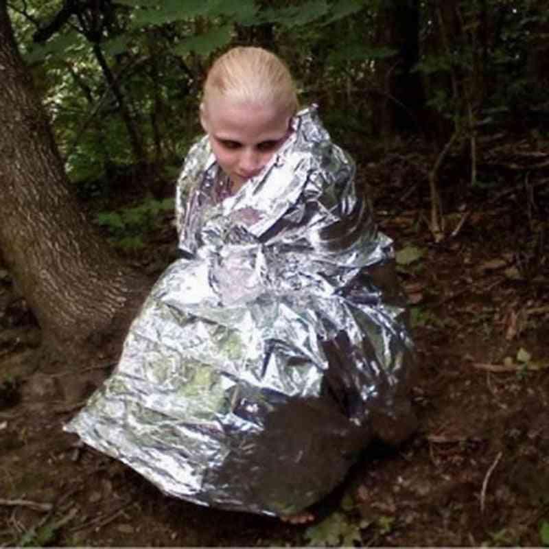 Outdoor  Emergent Blanket Water Proof.