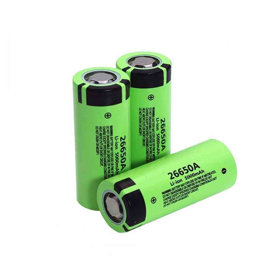 Battery 3.7v Rechargeable Batteries Discharger Power Battery