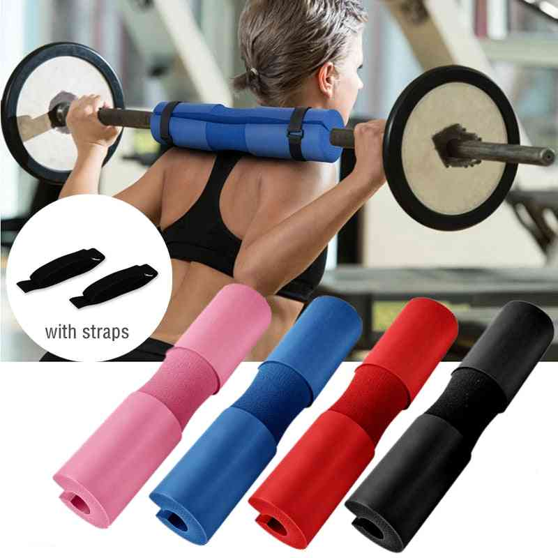 Barbell Pad Pull Up Squat Weight Lifting Foam Neck.