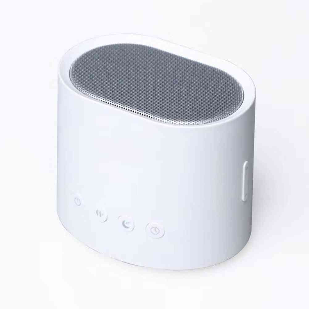 White Noise Music Timing Travel Adults Relaxing, Mini Sleep Sound Machine