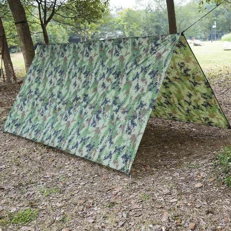 Shelter Ultralight Tarp Camping Survival Sun Mat