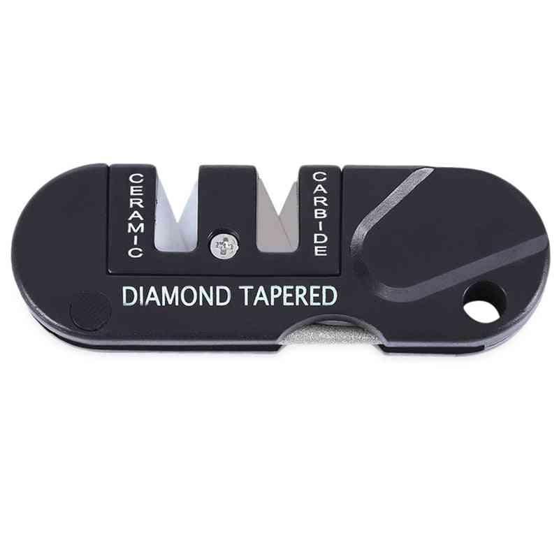 Sharpener Diamond Tool Camp Gear