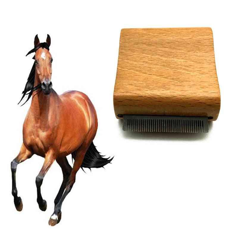 Horse Sweat Scraper Epilator Grooming Tool