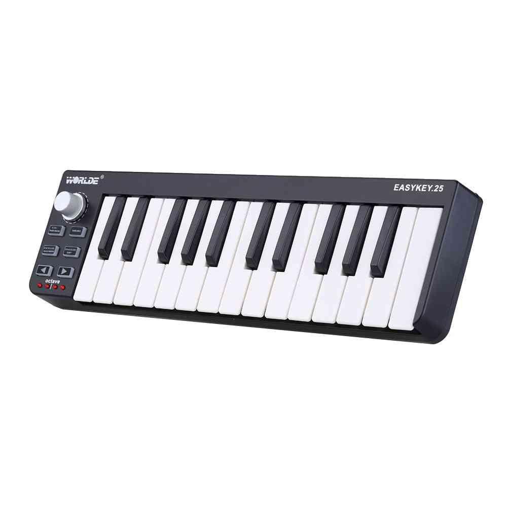 Easykey.25 Portable Keyboard Controller