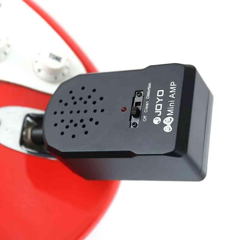 Mini Guitar Amp Portable Electric Guitar Amplifier