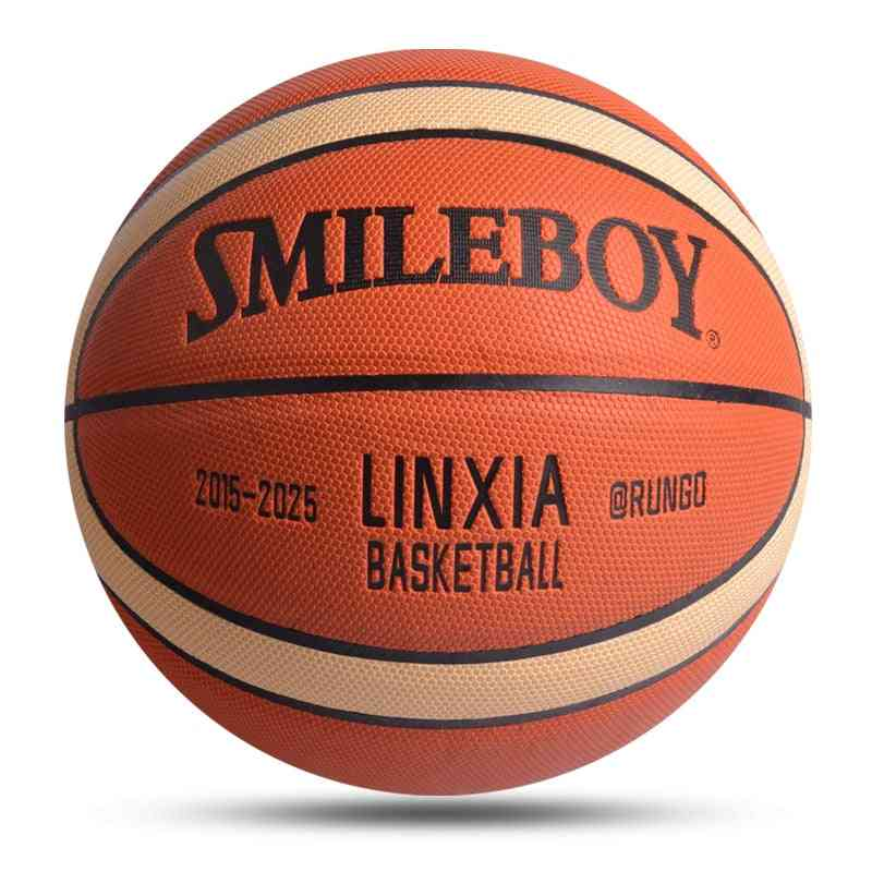 Professional Basketball Ball Official Size 7/6/5
