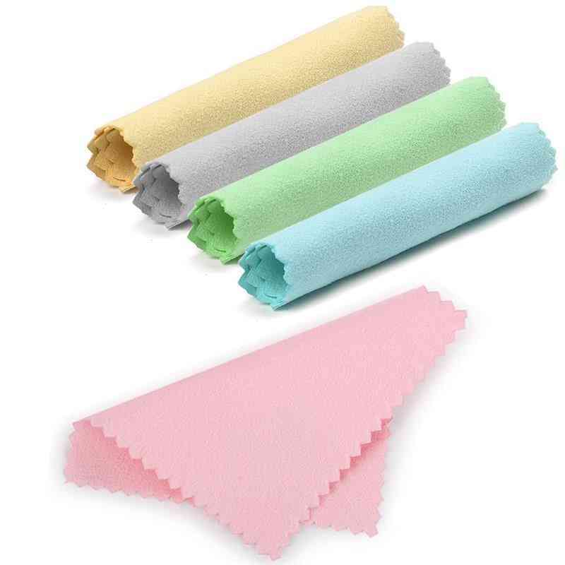 Sterling Silver Color Cleaning Cloth Polishing Jewelry Tools