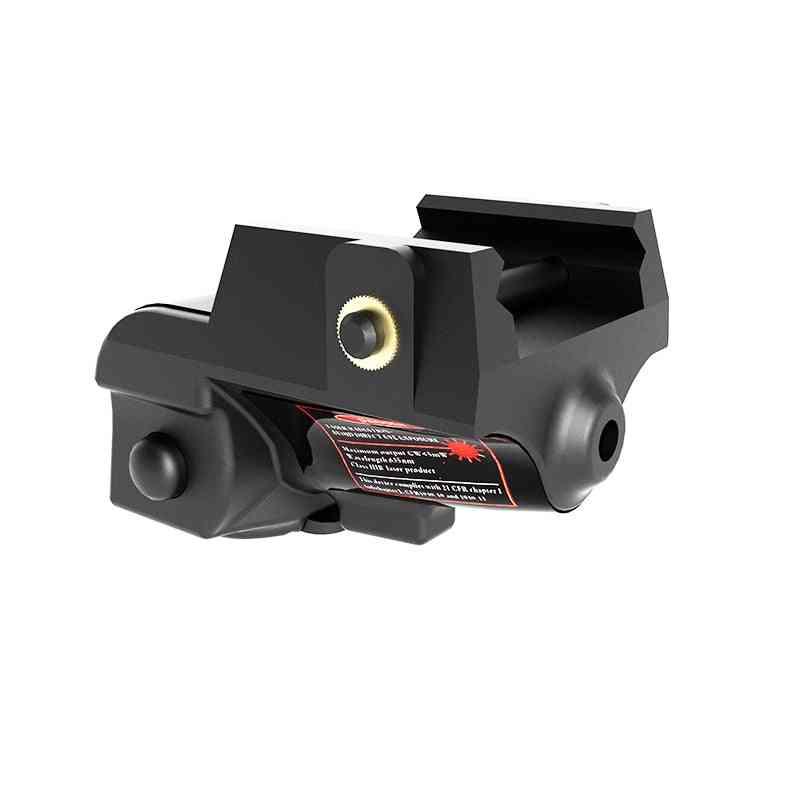 Rechargeable Handgun Green Laser Sight