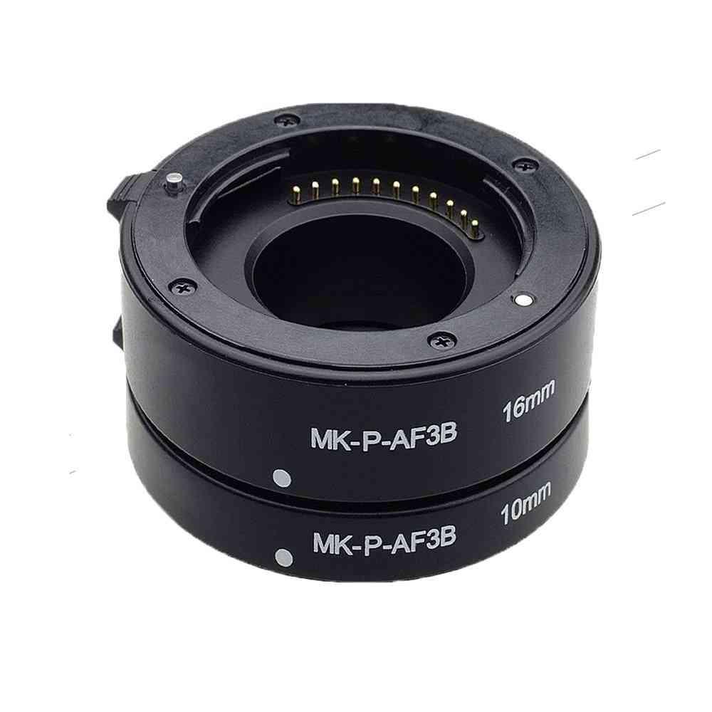 Macro Mk-p-af3-b Auto Focus Extension Tube Ring Dslr Micro Camera