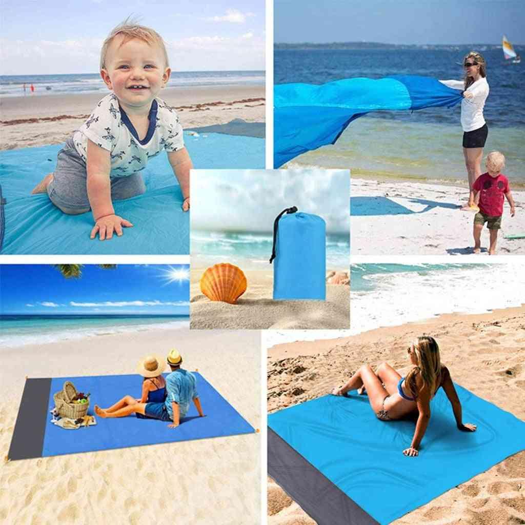 Lawn Damp Proof Mat Polyester Cloth Beach Mat