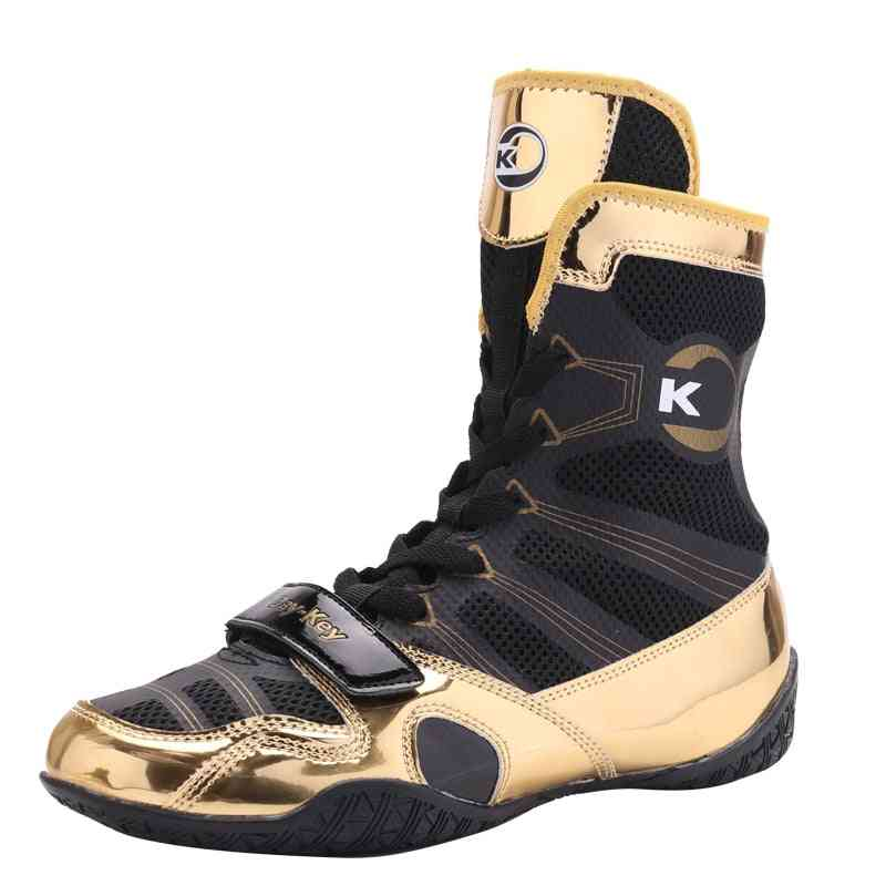 Athletic Wrestling Shoes, Men Training Shoes