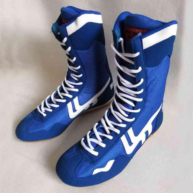 Boxing Taekwondo Training Special High Training Shoes