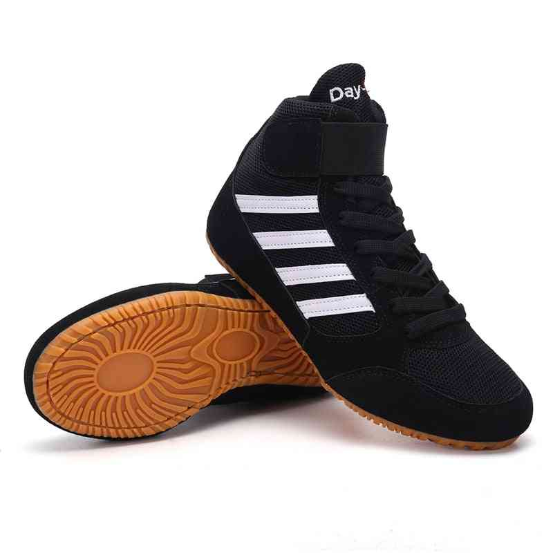 High-quality Wrestling Shoes, Boxing Trainers Sneakers