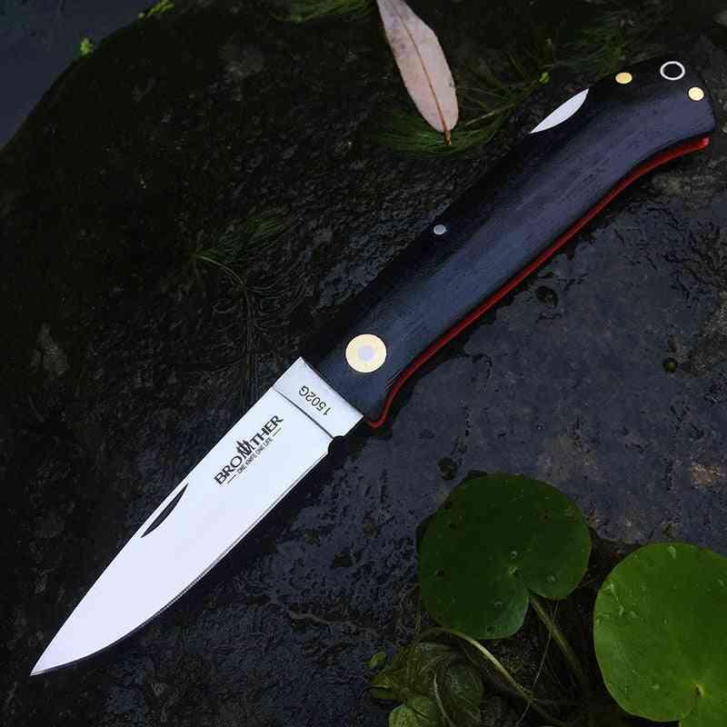 Tactical Survival Tool Folder Blade Pocket Knives