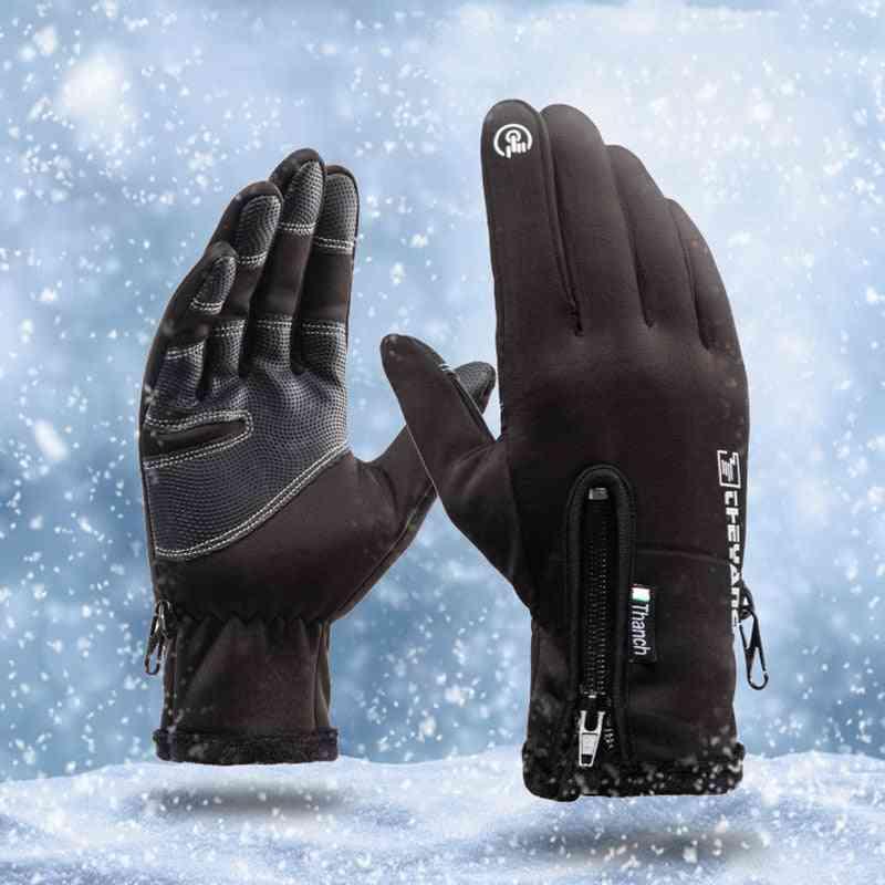 Unisex Snow Gloves