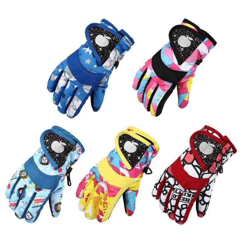 Winter Warm Snowboarding Ski Gloves