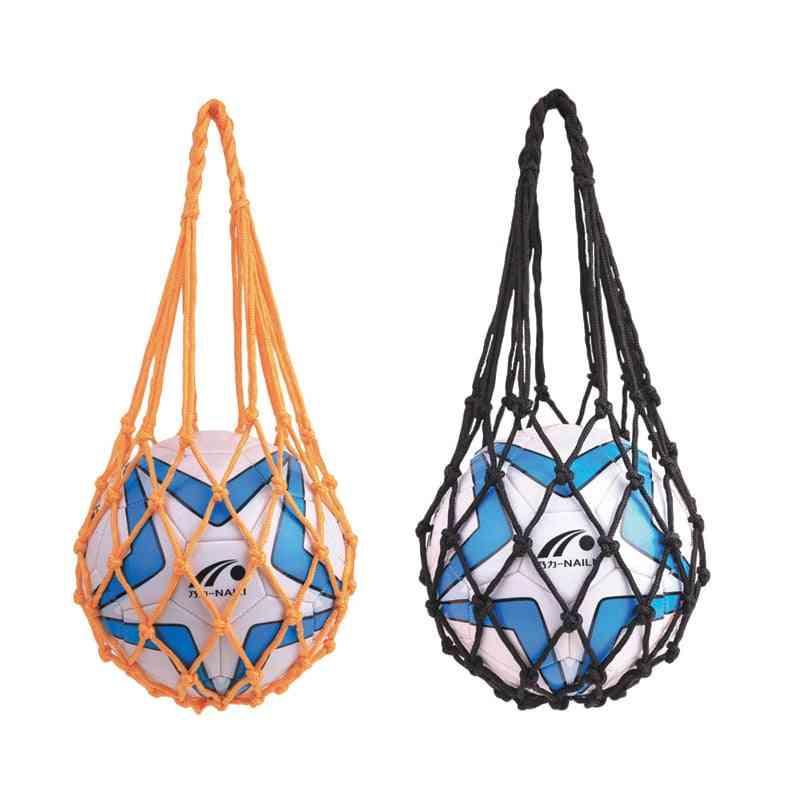 Durable Nylon Net Basketball Carry Bag