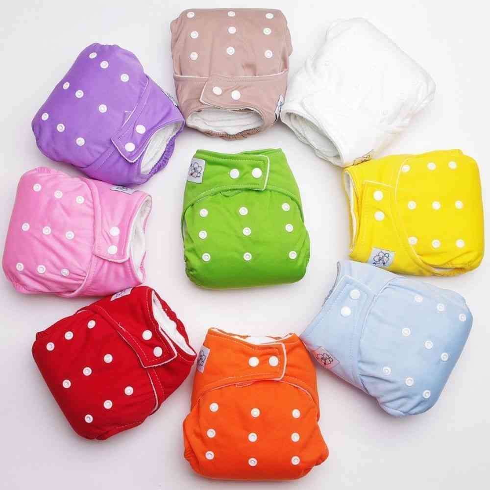 Baby Diapers Reusable Baby Kids Boy Washable Cloth
