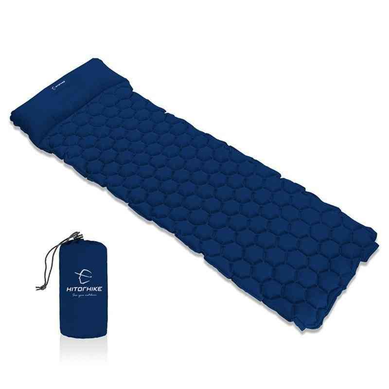 Sleeping Pad Camping Mat With Pillow