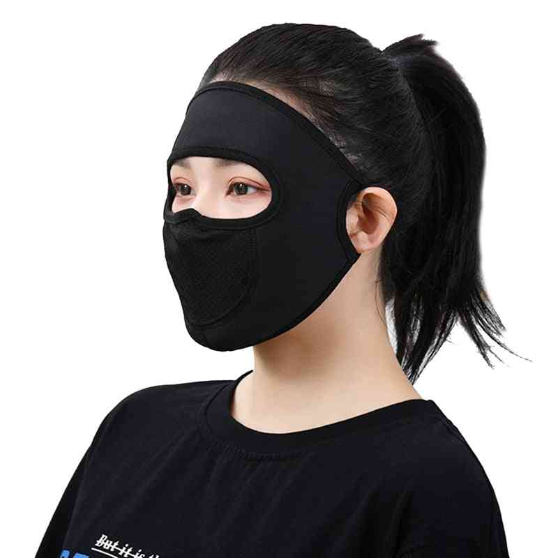 Fashion Summer Sunscreen Cycling Mask Scarf