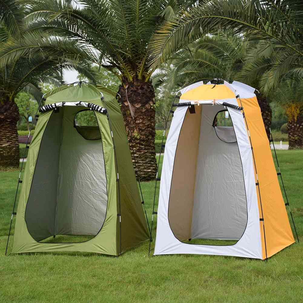 Portable Outdoor Shower Bath Changing Fitting Room