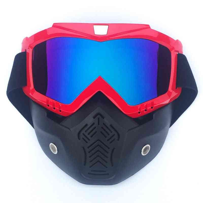 Winter Ski Goggles Snowboard Glasses