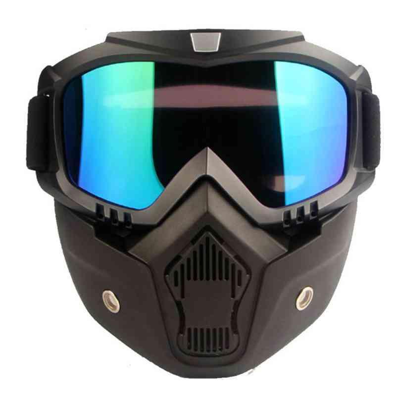 Outdoor Ski Goggles Snowboard Mask