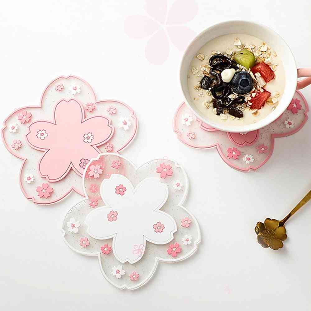 Heat Insulation Placement Tea Coaster