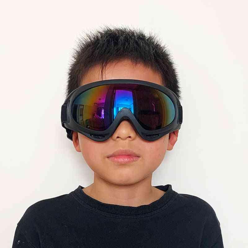 Kids Professional Winter Ski Snowboard Goggles