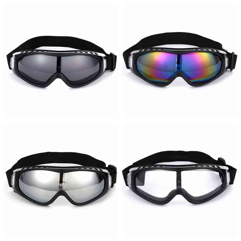 Glasses Goggles Outdoor Windproof  Uv Glasses