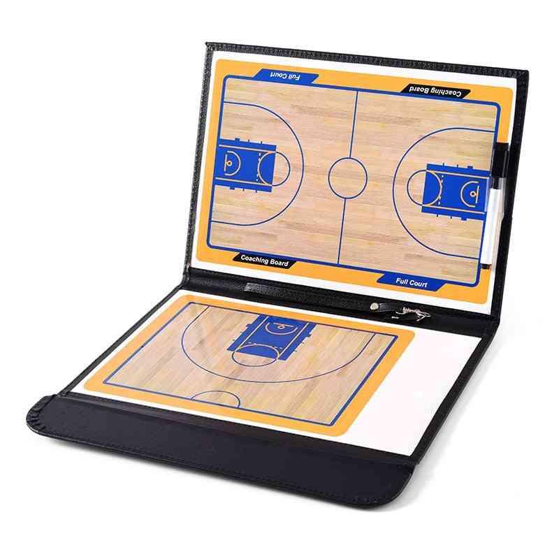 Straight Tactical Basketball Coach Board